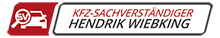 KFZ-Sachverständiger | Hendrik Wiebking KFZ-Schadensgutachten · Technische Beratung · Service